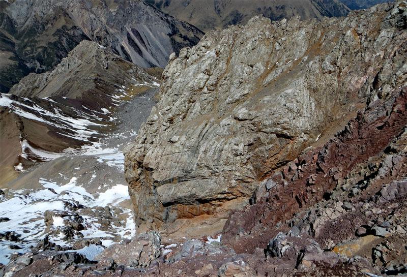 Скальный обрыв