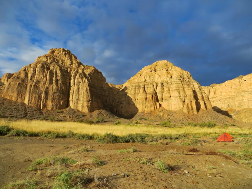 Желтый каньон