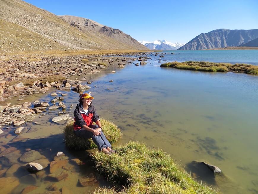 озеро Примул и Юля