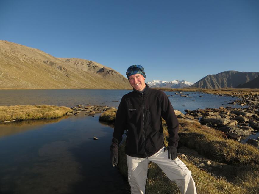 озеро Примул и Серега