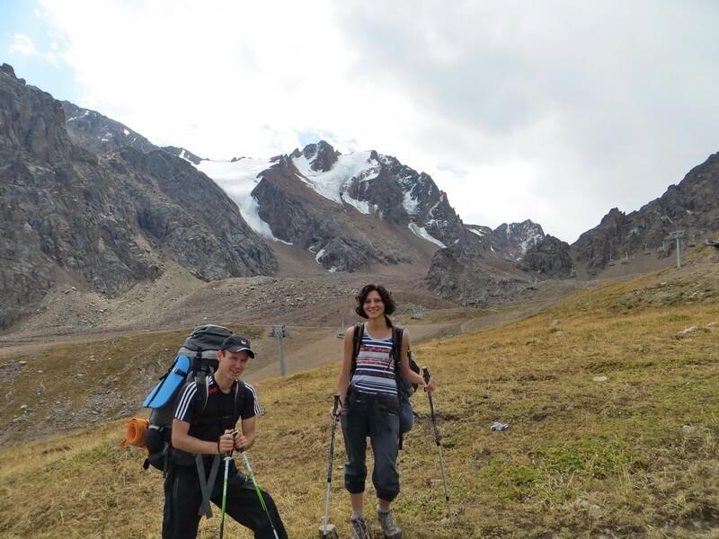 Талгарский перевал 3163 м