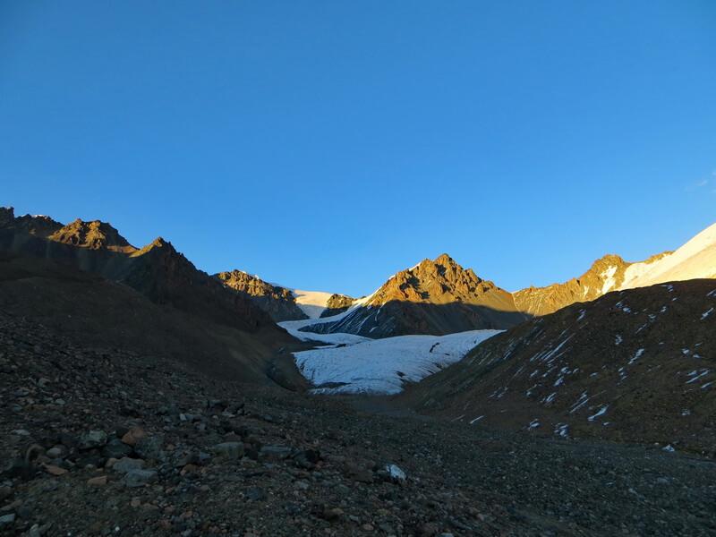 Ледник Северцова
