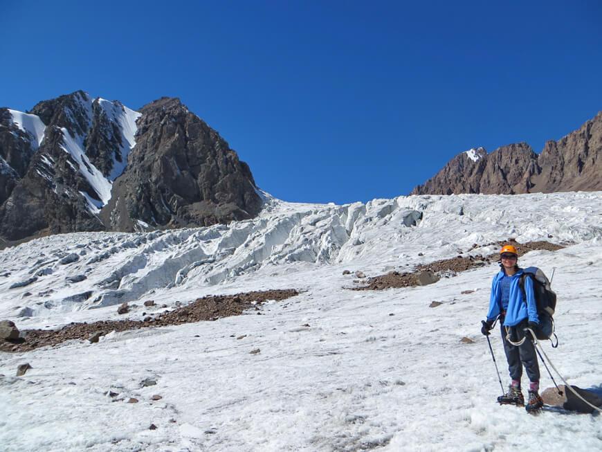 Ледник Корженевского
