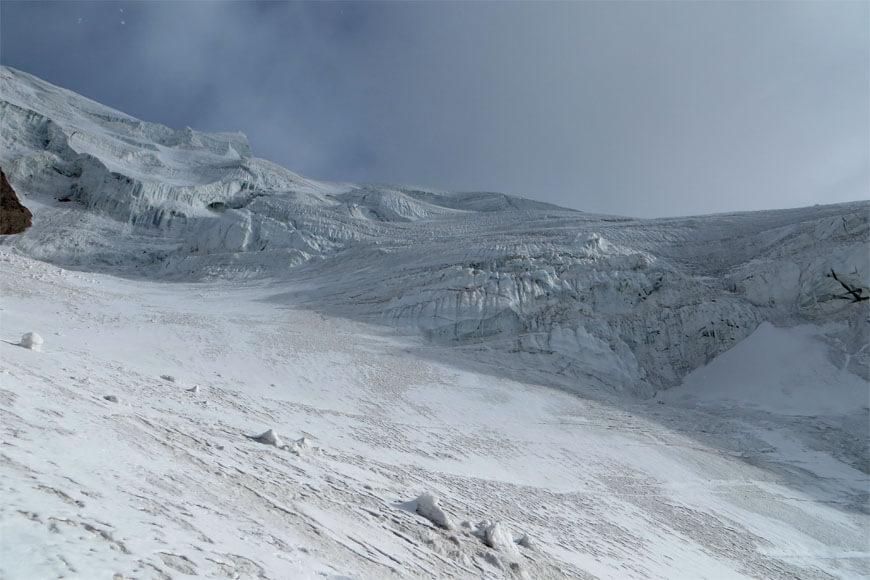 Южный склон Талгара