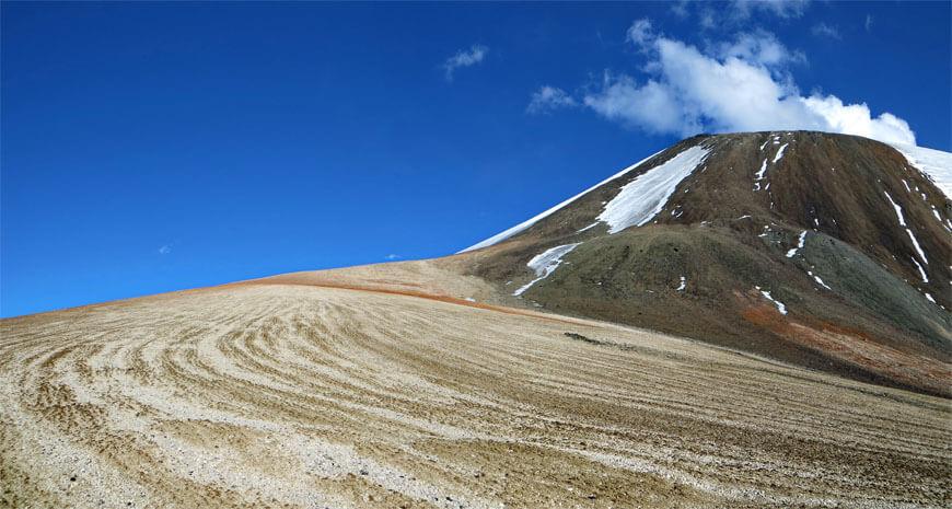 Перевал Кокбулак