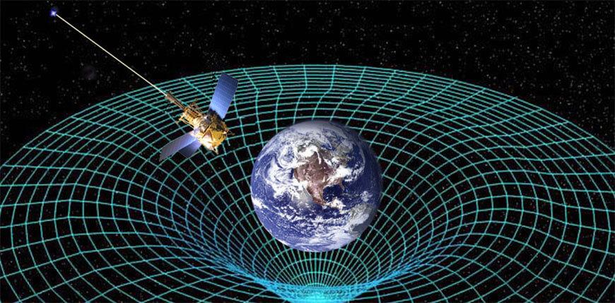 Искривление пространства - времени