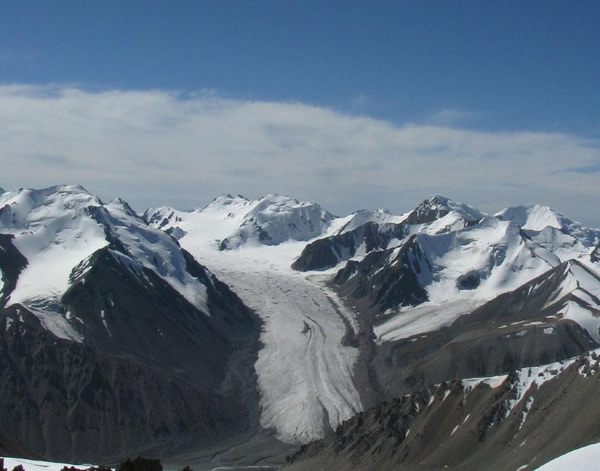 ледник Южный Жангарык