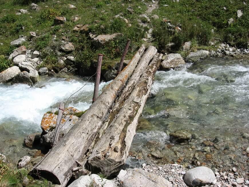 Алёшкин мост