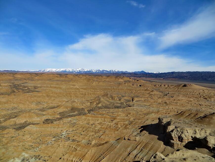 горы Кызылжар