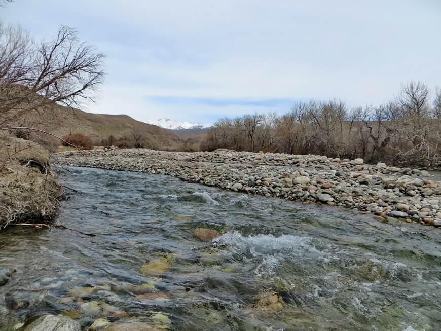 Река Малый Усек