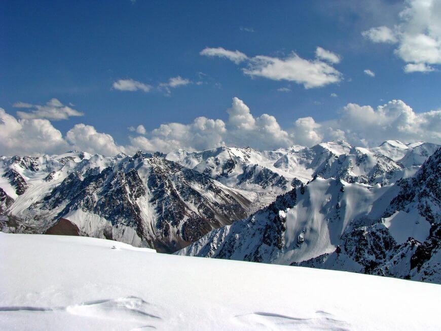 пик Карлытау, альпинизм в Казахстане