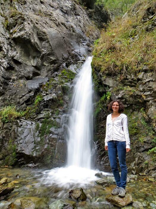 водопады Аюсай, Большое Алматинское ущелье
