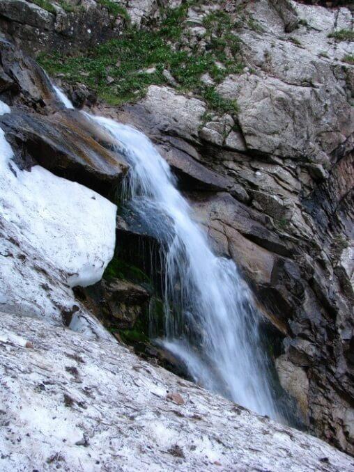 Водопад Чукур