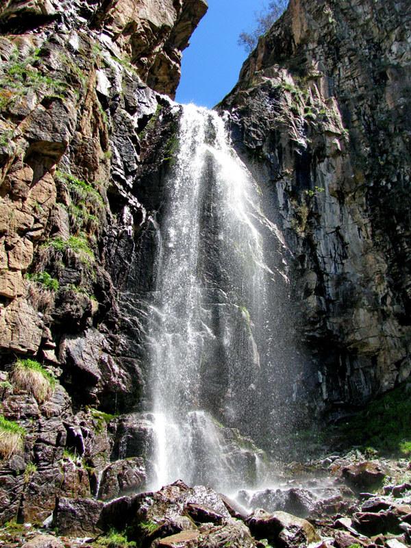 Бутаковский водопад