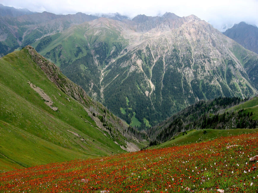 Бутаковский перевал