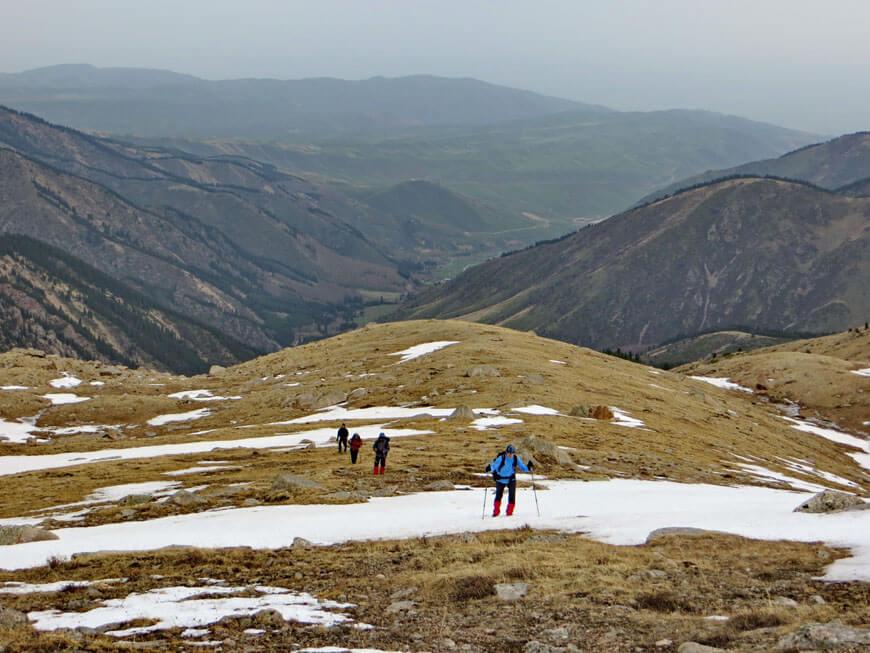 Альпийские луга, Каскелен