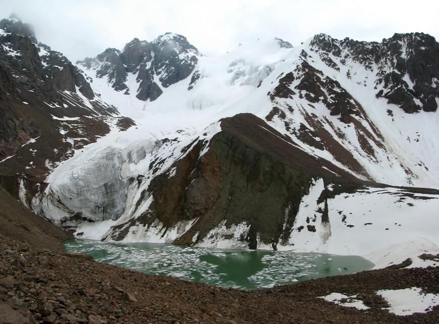 озеро Маншук Маметовой, озеро №6