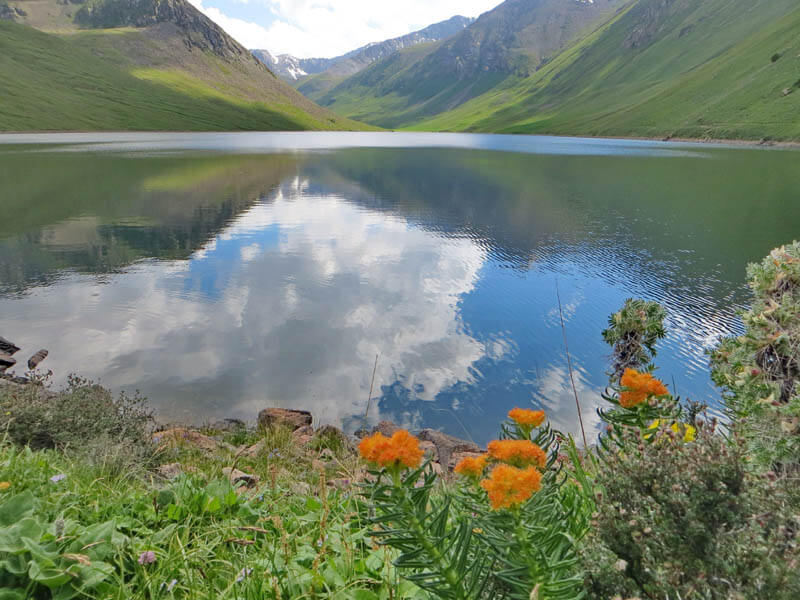 озеро Каракуль, Улькен Какпак