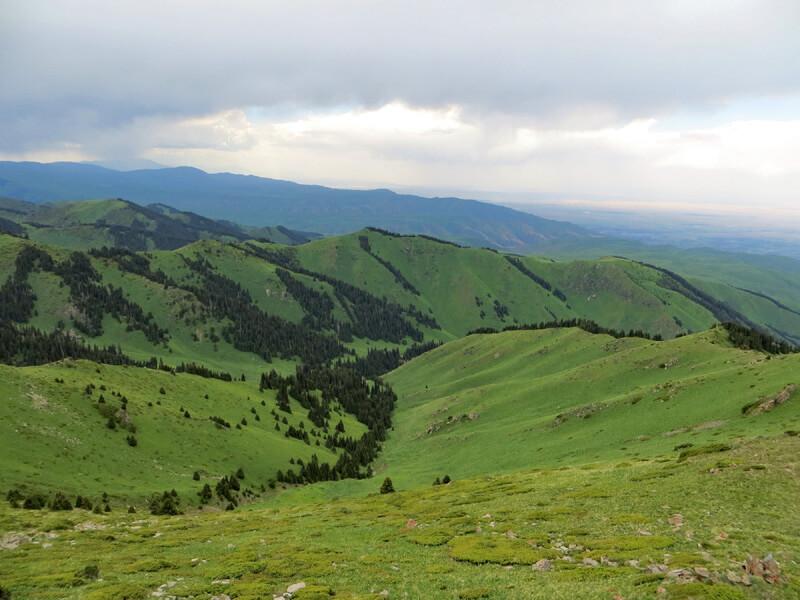 Ущелье Кыргаулды