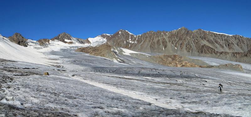 ледник Горного Института