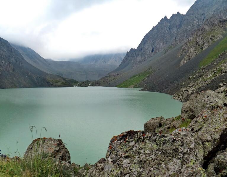 Озеро Акколь