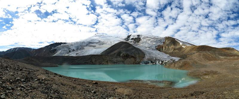 Озеро Чон-Тургень
