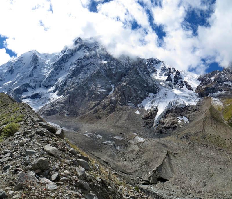 ледник Айланыш