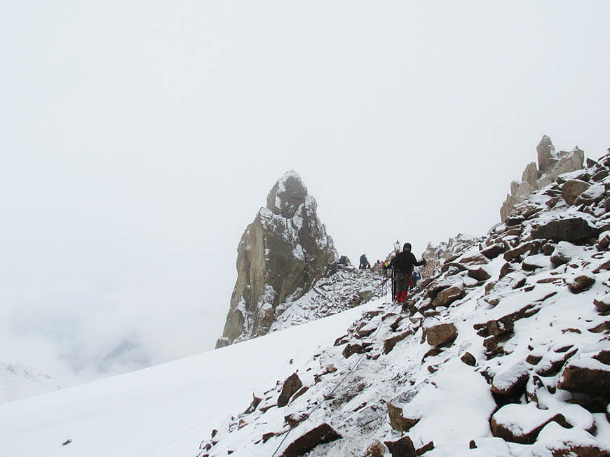Альпиниада. Пик Молодежный.