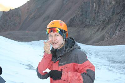 mountain guide almaty