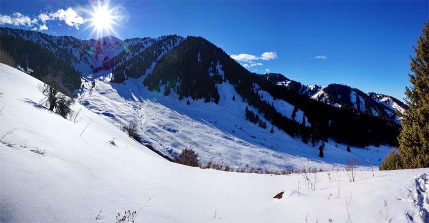 panorama sklona
