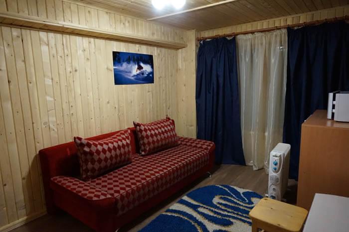 Альпийский домик, Алтайские Альпы