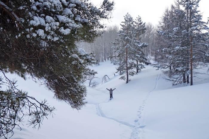 Горнолыжная база Алтайские Альпы