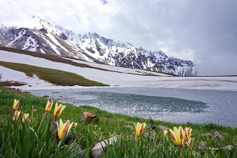 озеро Сильбили
