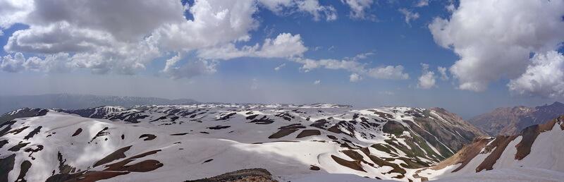 ущелье Сарыайгыр, поход к озеру Сусинген