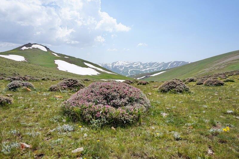 перевал Кыржолсай, поход к озеру Сусинген