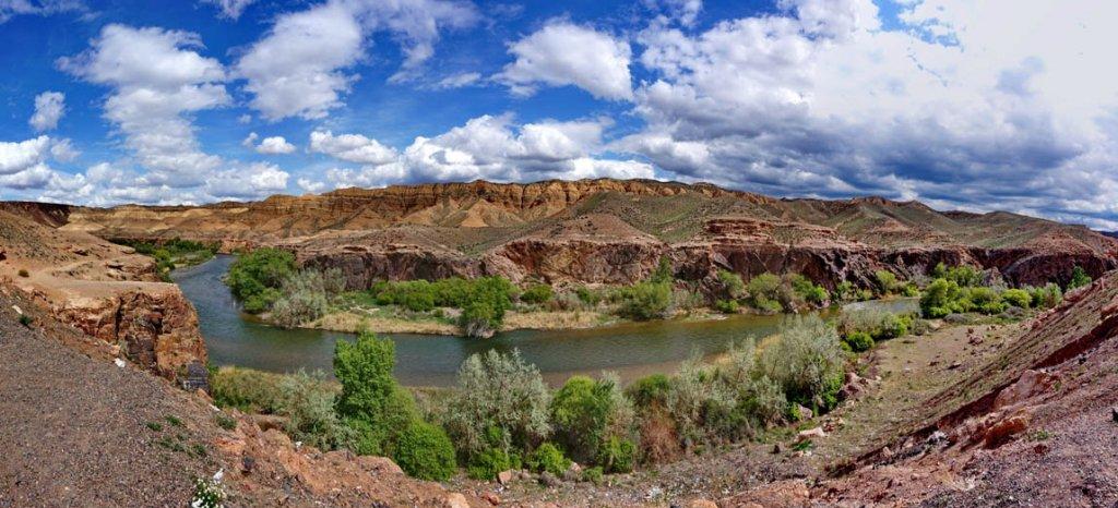 тур в национальный парк Чарын, тур 4 каньона Чарына