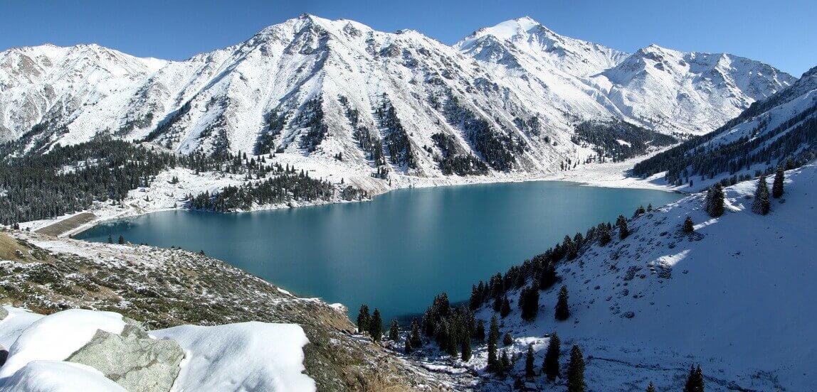 тур на Большое Алматинское озеро