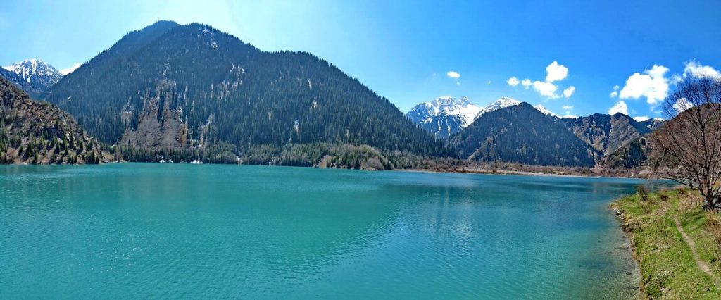 тур на Иссыкское озеро