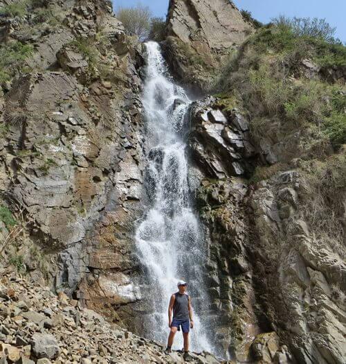 тур на Тургеньские водопады