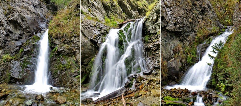 Водопады Аюсай