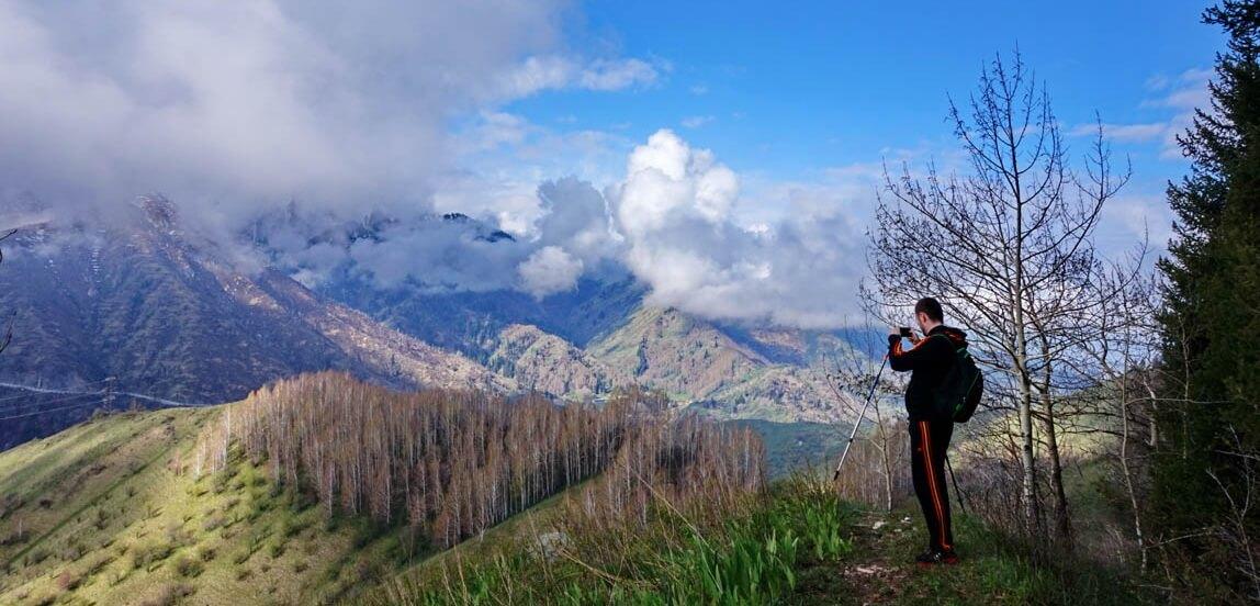 10 маршрутов в горах Алматы. GPS-треки | Adrenalinic Silence