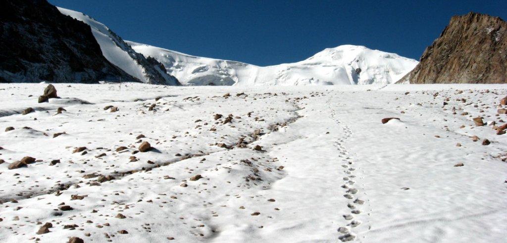 ледник Туюксу