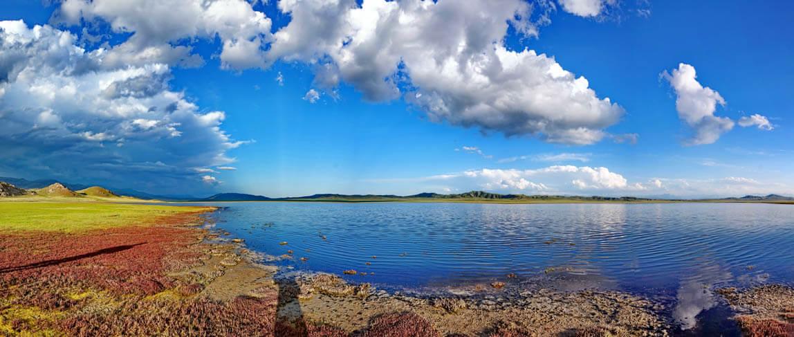 озеро Тузколь