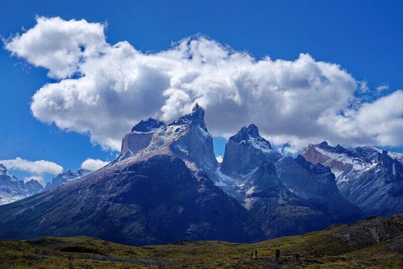 Cuernos del Paine, Торрес дель Пайне, Патагония