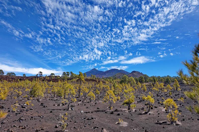 вулкан Тейде