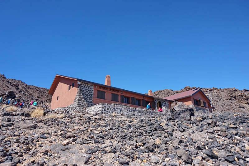 горная тур база Альтависта