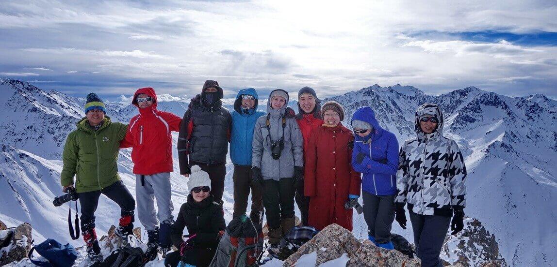 организация туров в горы из алматы