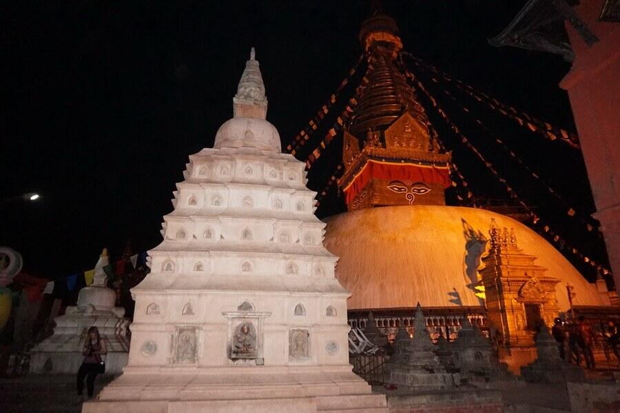 путешествие в Непал, Катманду