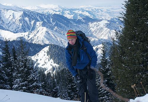 Хайкинг - походы в горы
