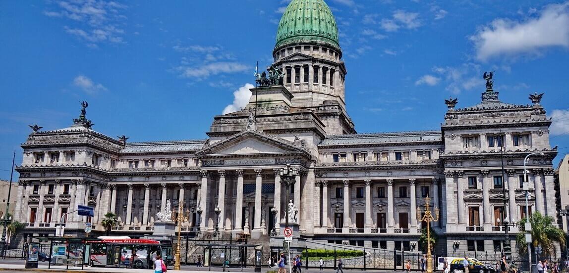 здание аргентинского конгресса, Буэнос-Айрес